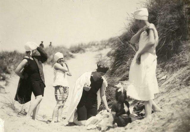 пляжная вечеринка двадцатые 20s винтаж фотографии отвратительные мужики disgusting men