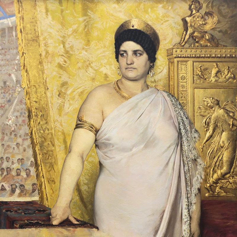 Валерия Мессалина: женщина, которая поимела Древний Рим